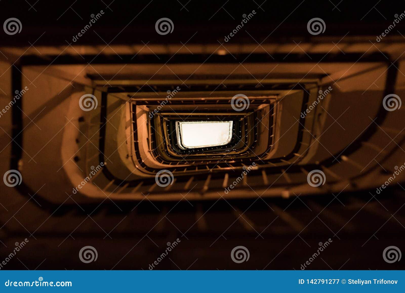 庄严楼梯在塞萨罗尼基,希腊