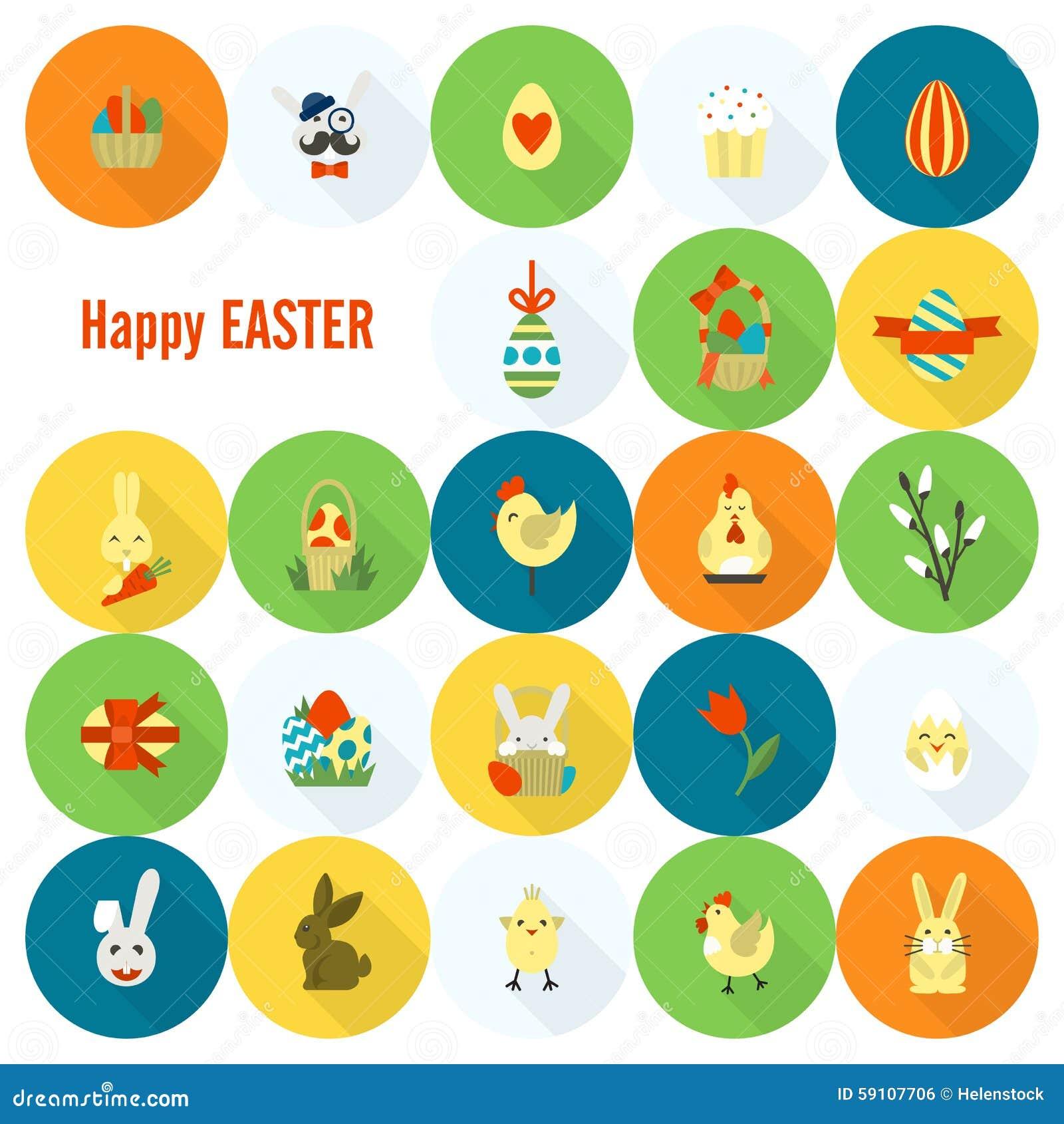 庆祝复活节象