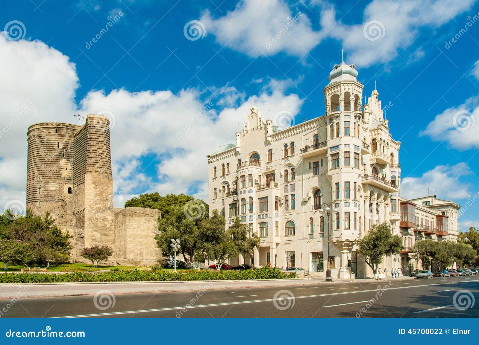 巴库阿塞拜疆