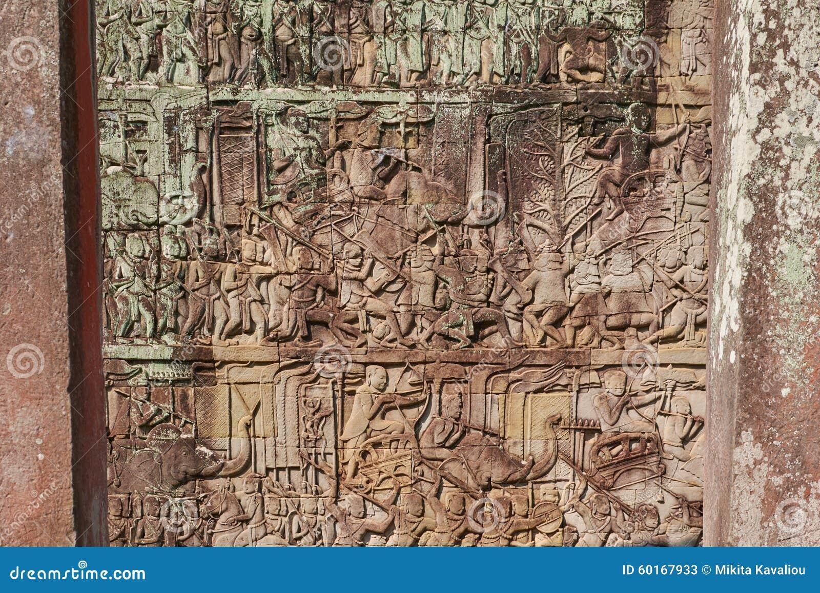 废墟吴哥窟,暹粒,柬埔寨