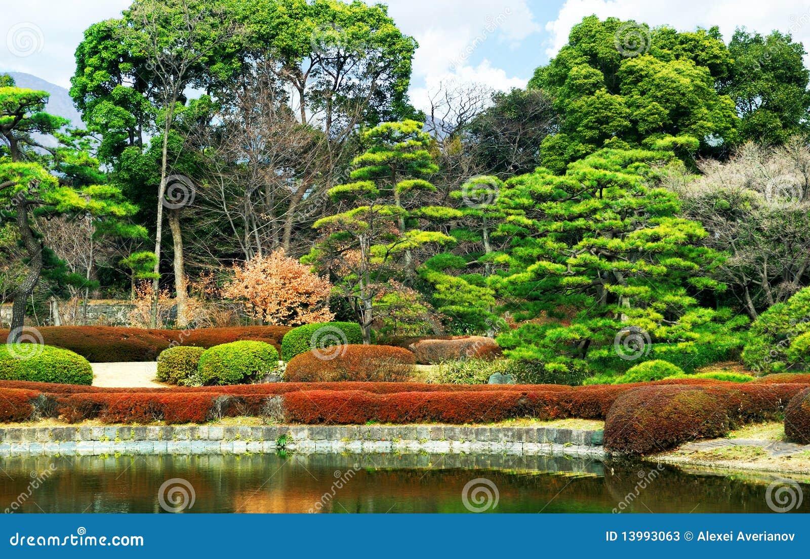 庭院日本式