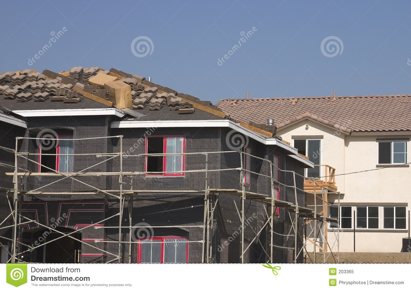 建筑家庭新