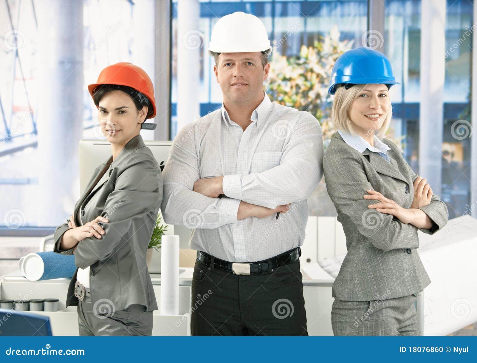 建筑师事务所小组