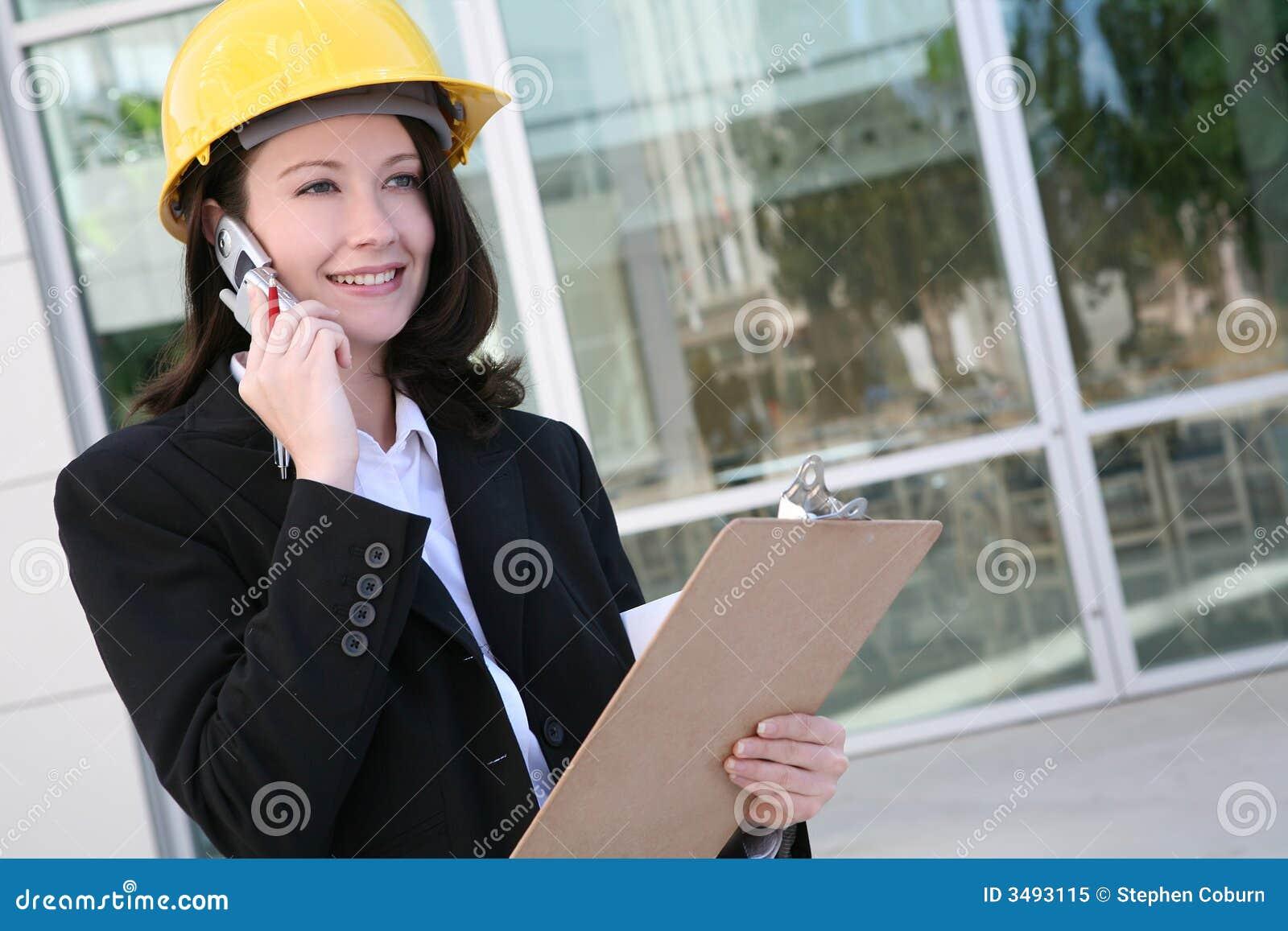 建筑师妇女