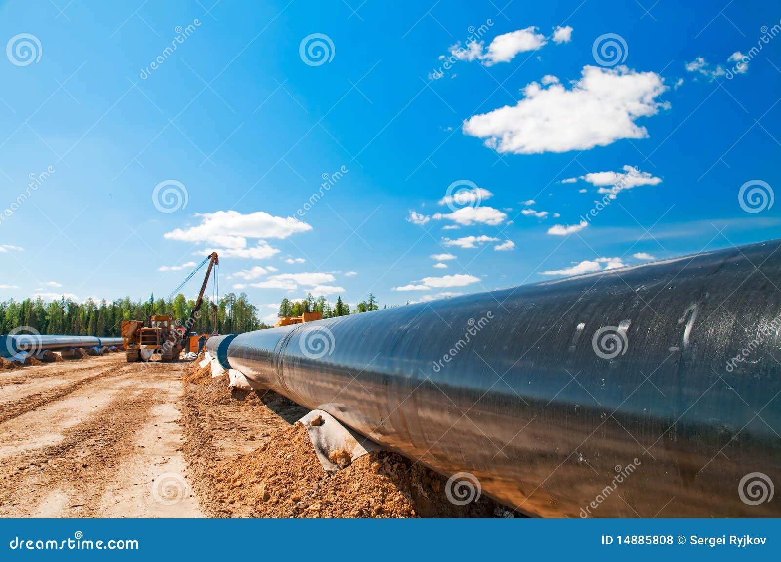 建筑气油传递途径