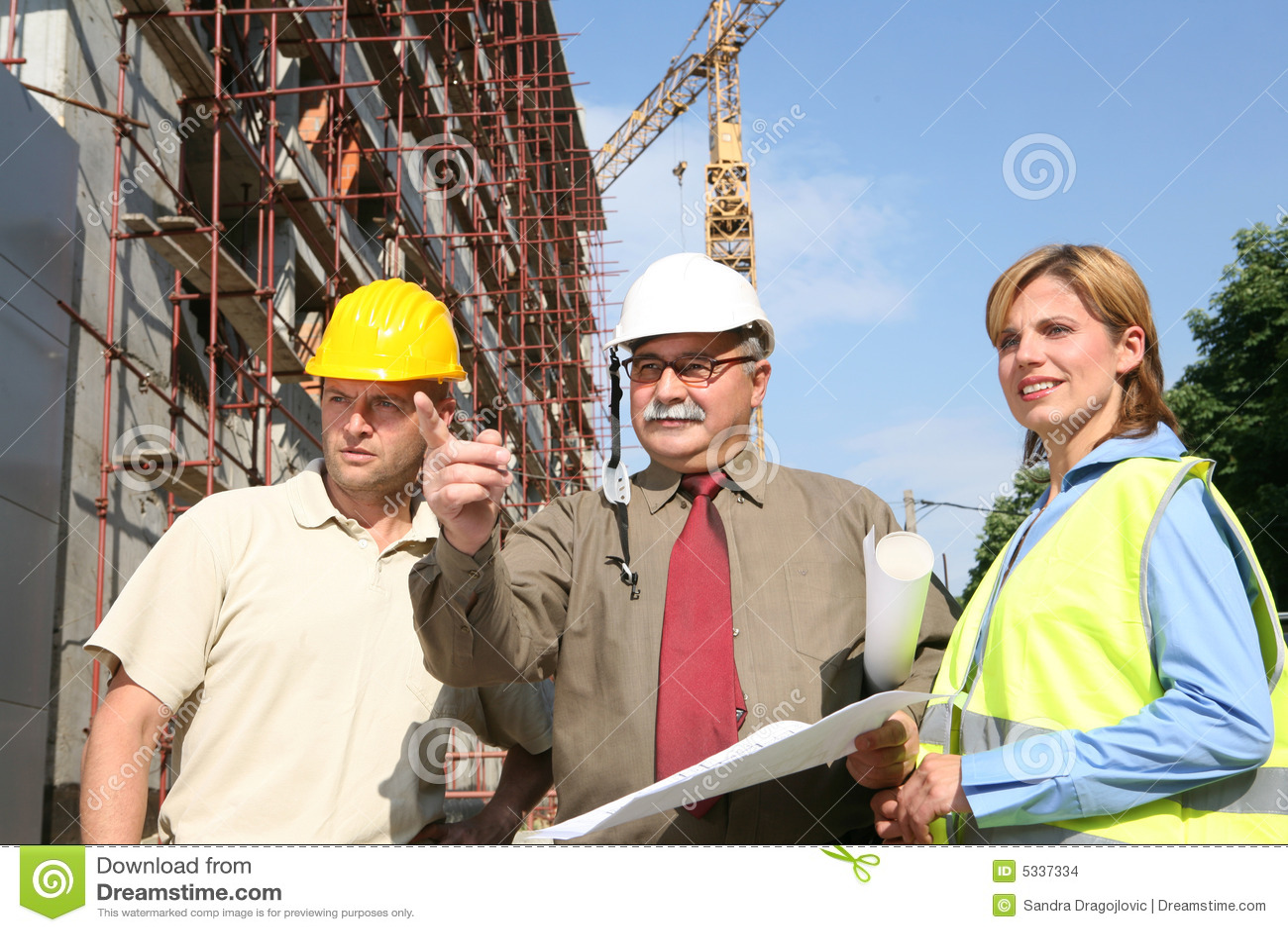 建造场所小组工作