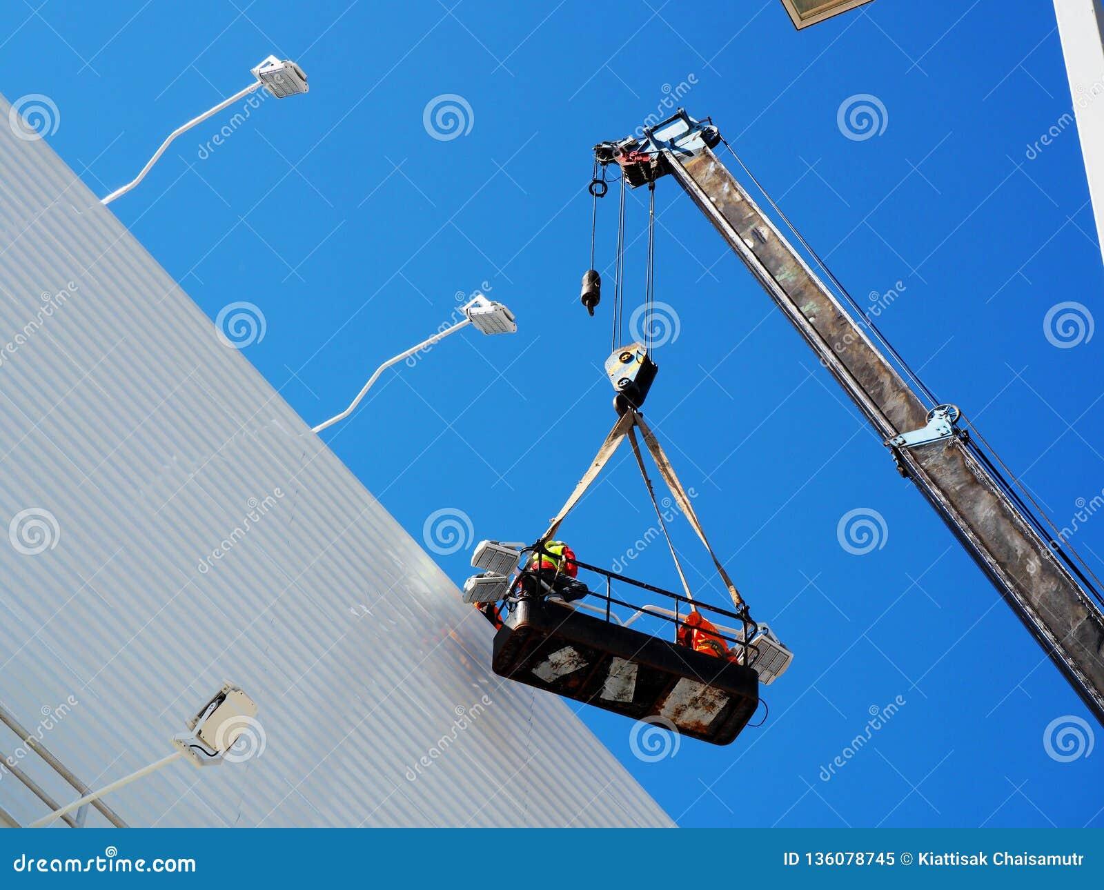 建造场所工作者