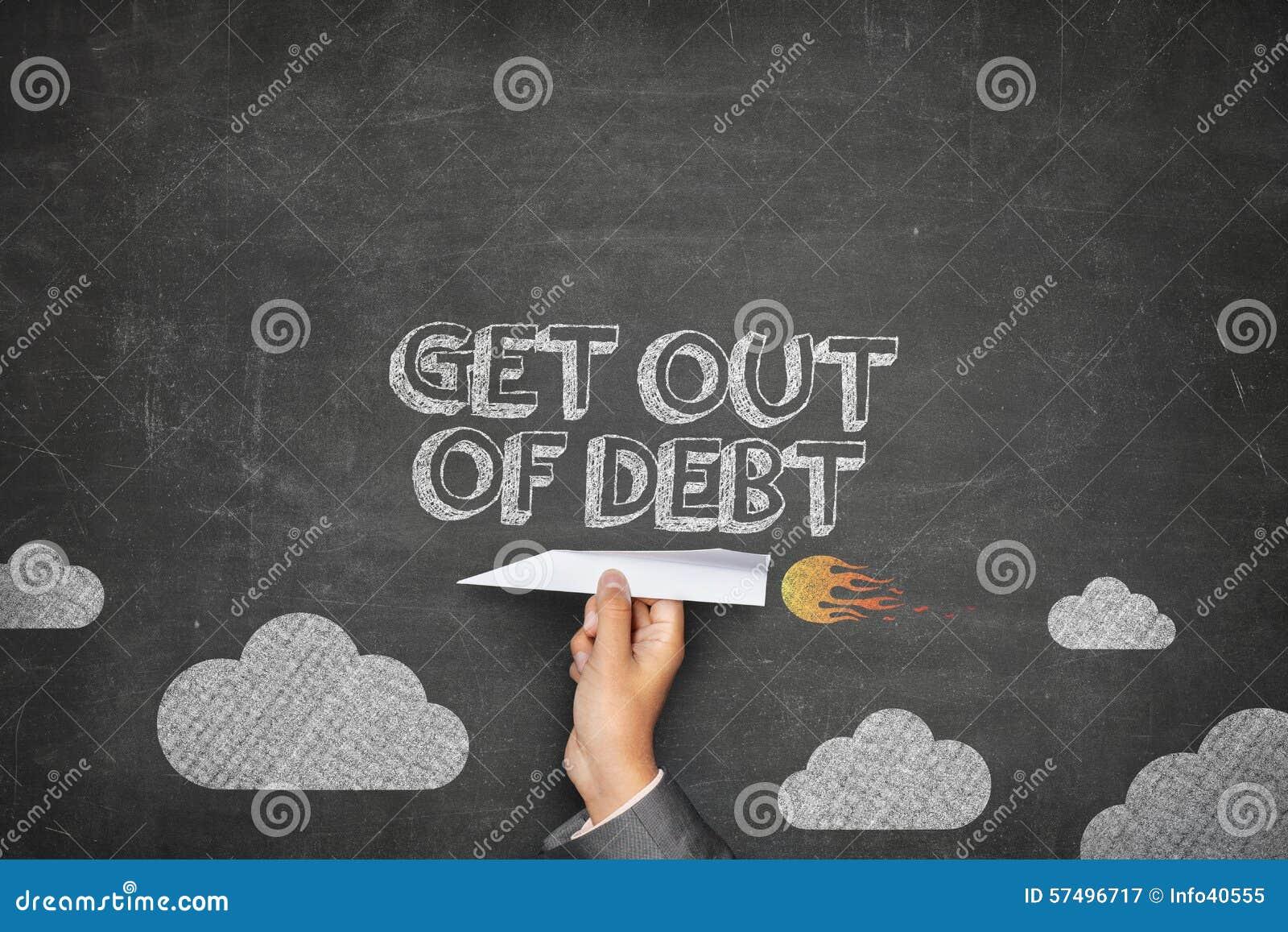 离开债务概念
