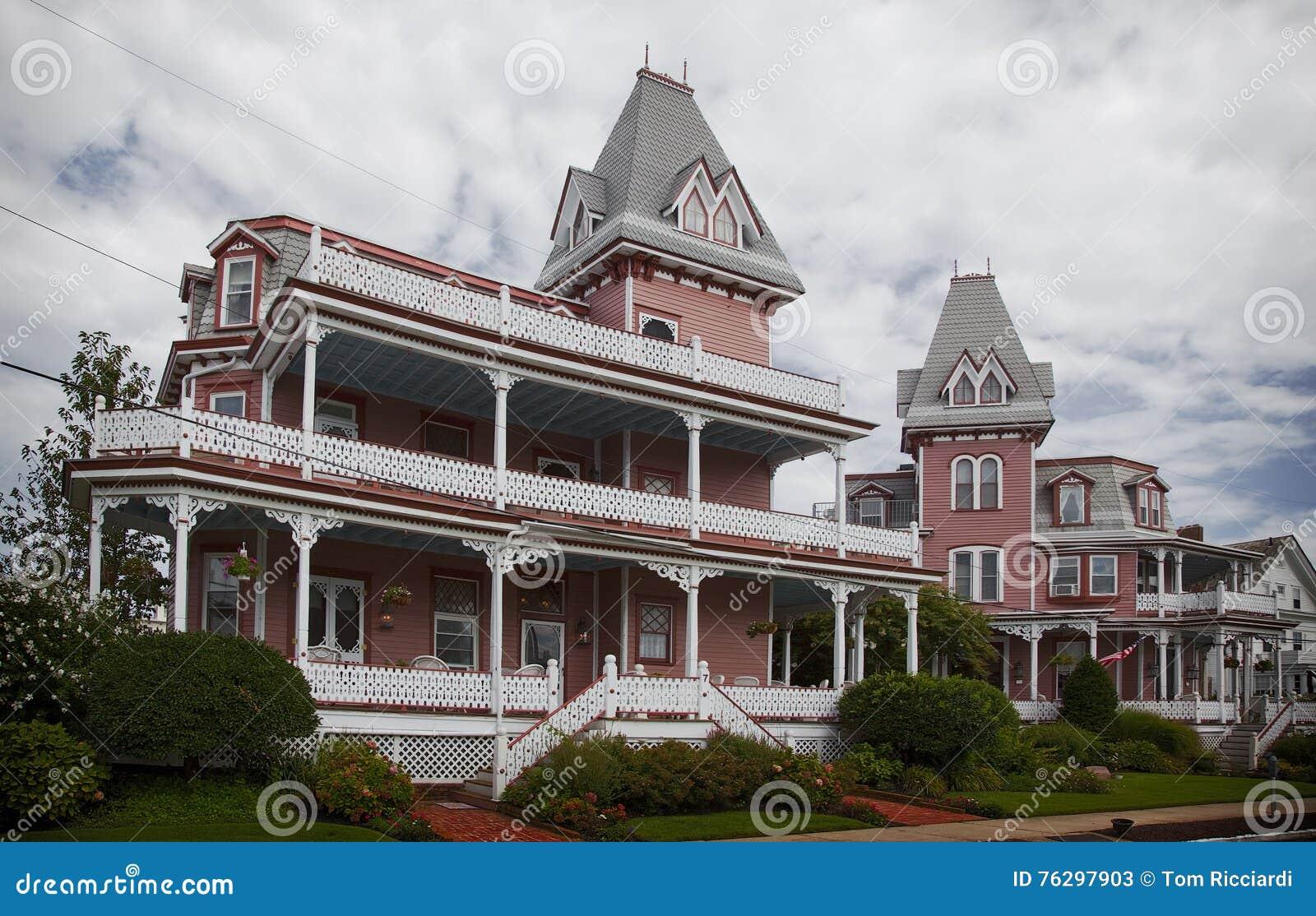 开普梅维多利亚女王时代房子