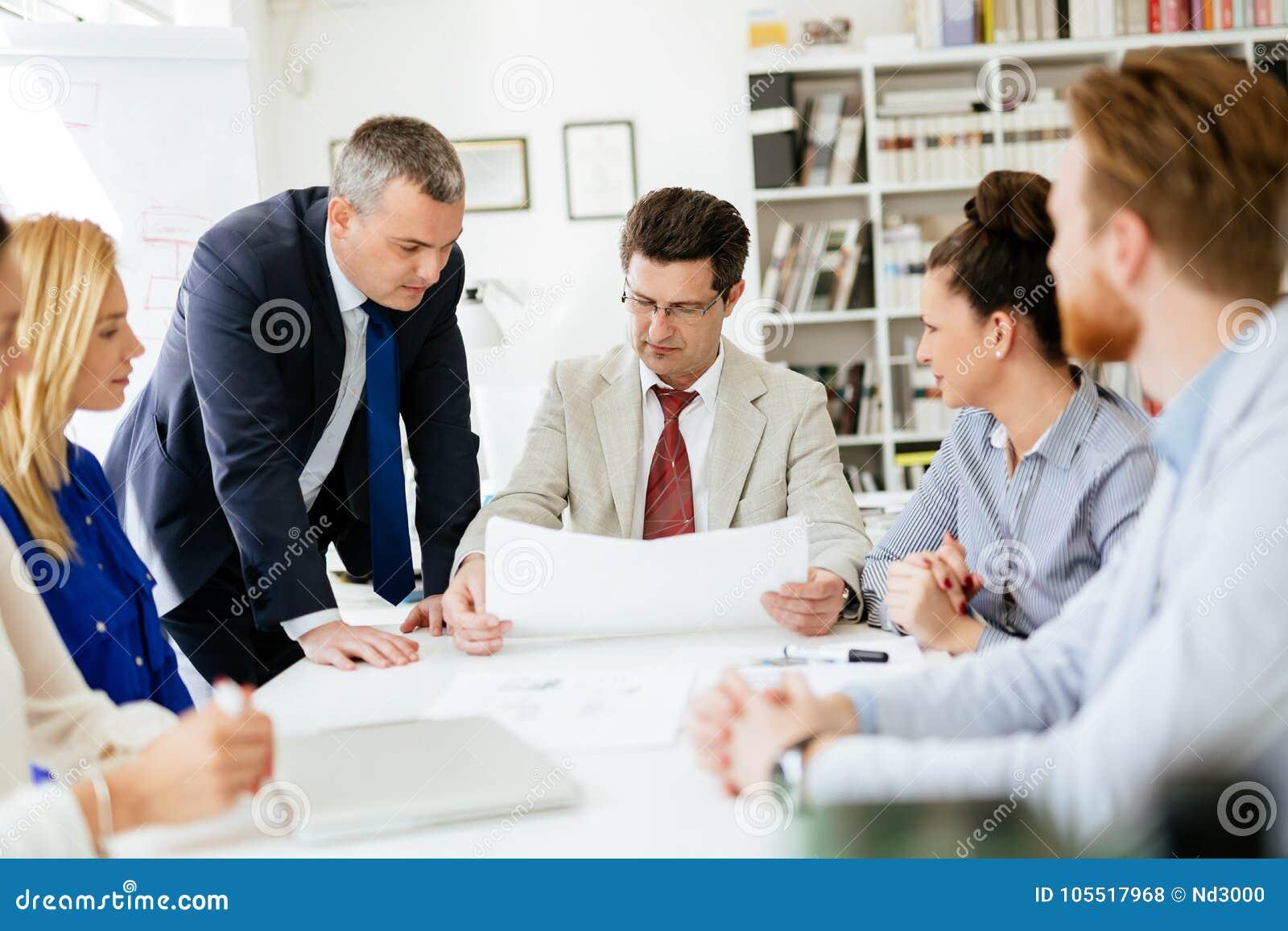 开的商人委员会会议