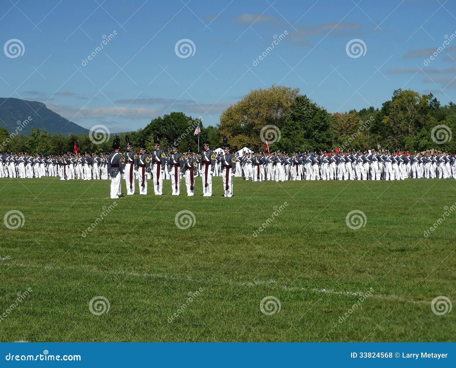 弗吉尼亚军事学院(VMI)军校学生