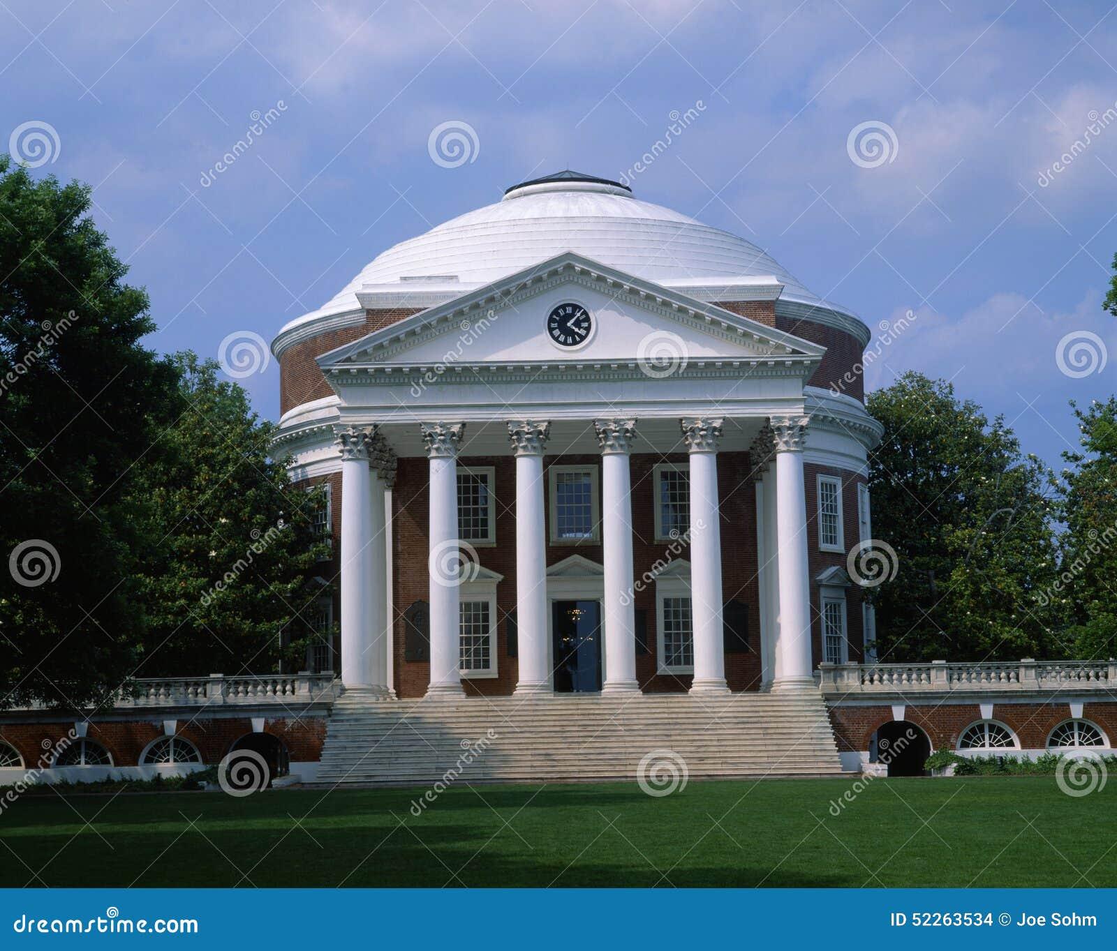 弗吉尼亚大学,夏洛特维尔,弗吉尼亚