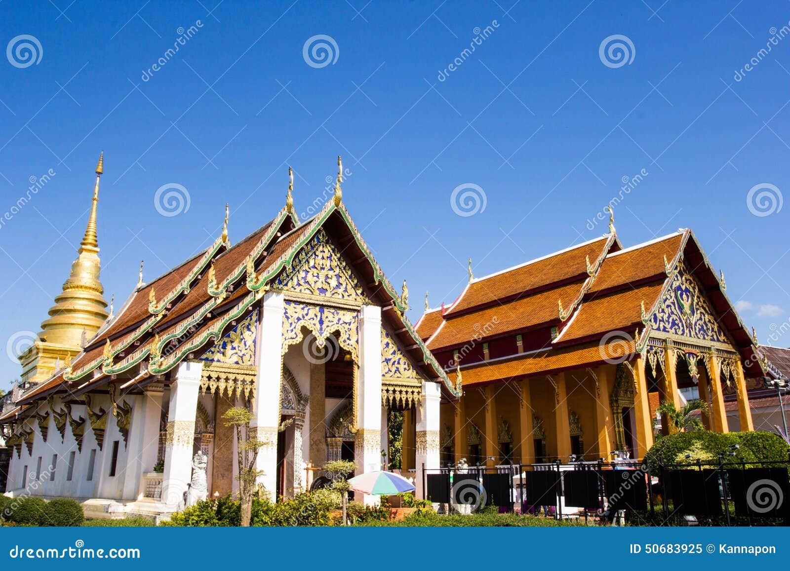 Download 张Kum,楠府,泰国佛教寺庙 库存图片. 图片 包括有 修道院, 布琼布拉, 东方, 聚会所, 传统, 天空 - 50683925