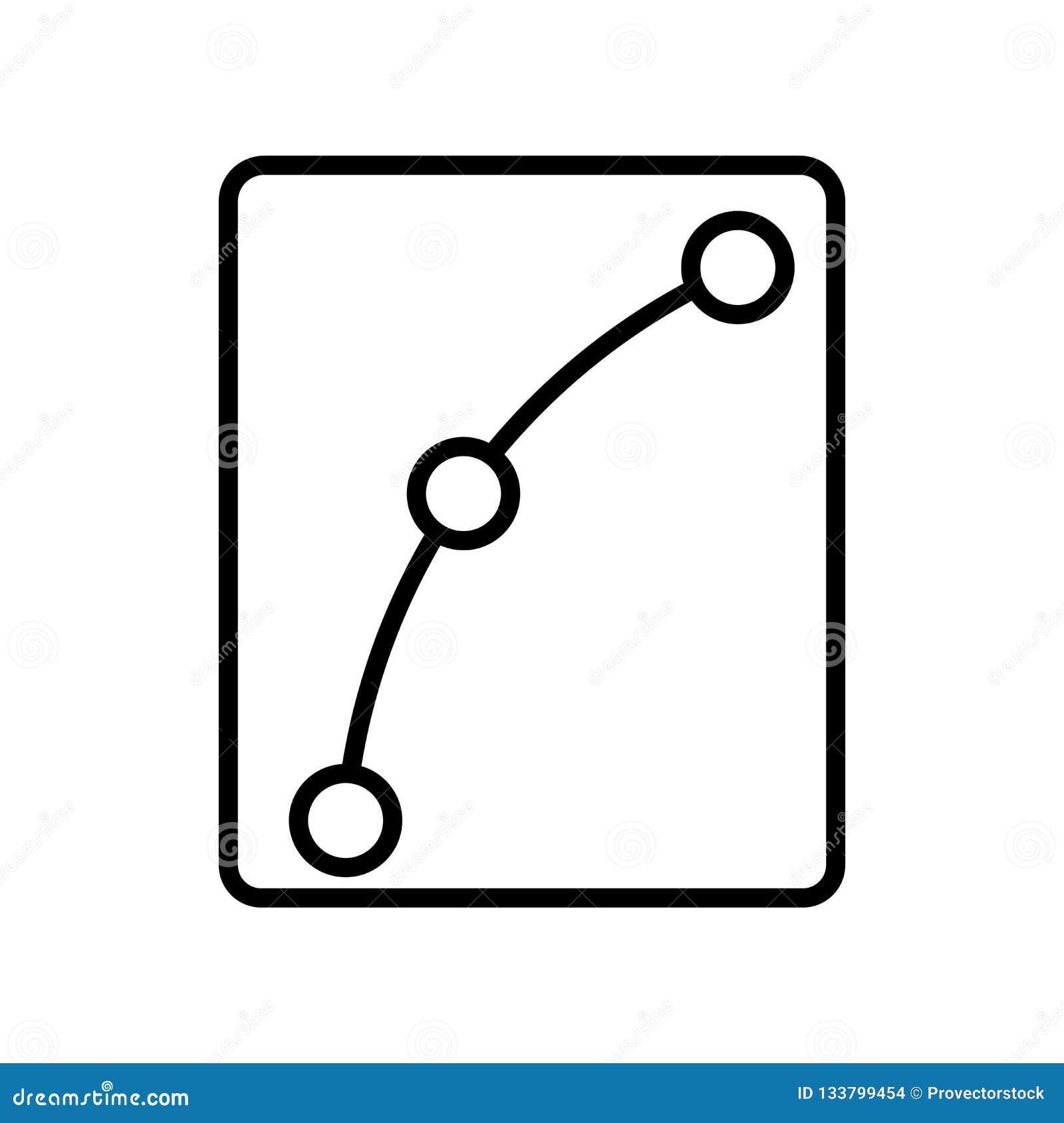 弧在白色背景隔绝的象传染媒介,形成弧光标志,线或