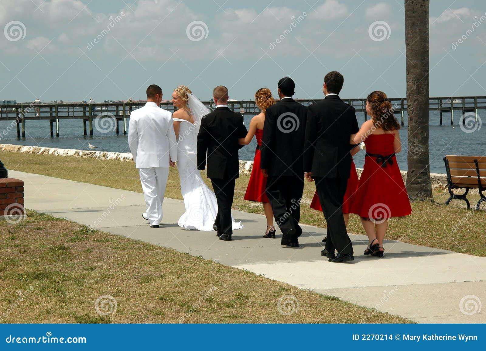 当事人婚礼