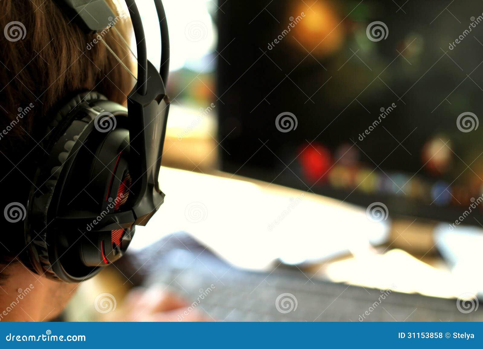 录影游戏玩家