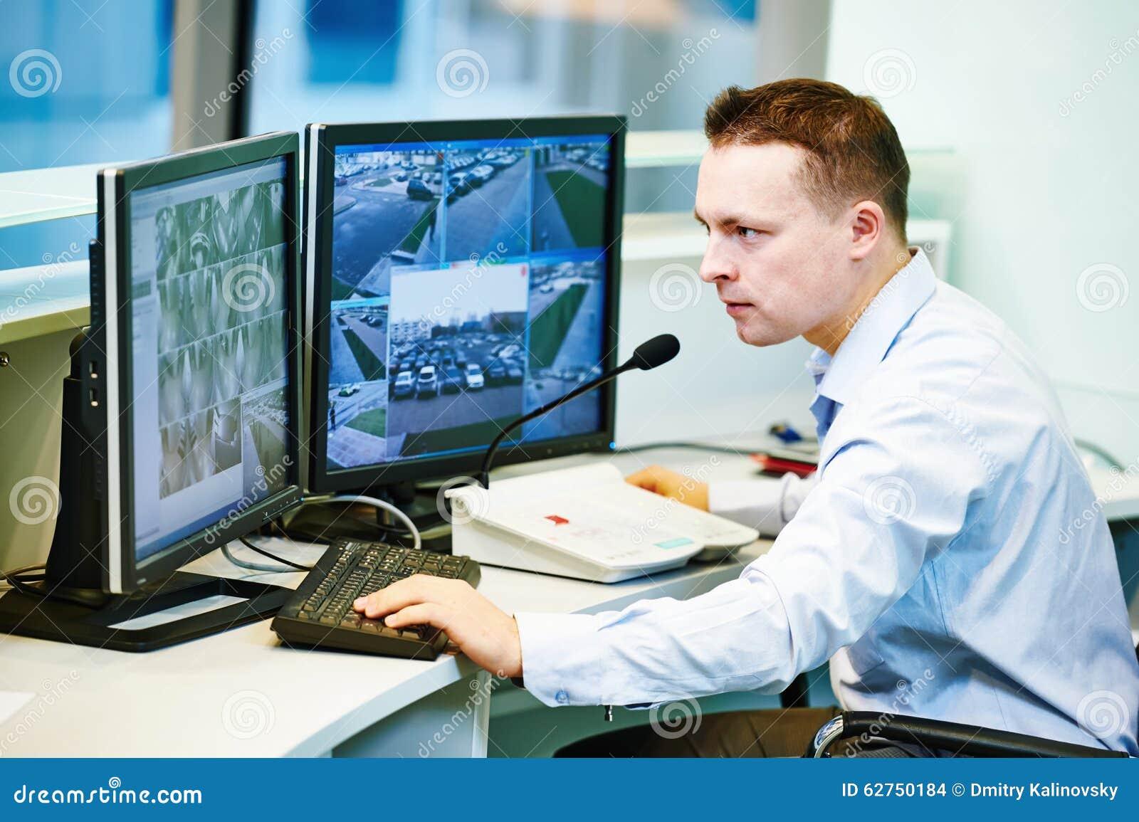 录影监视监视保安系统
