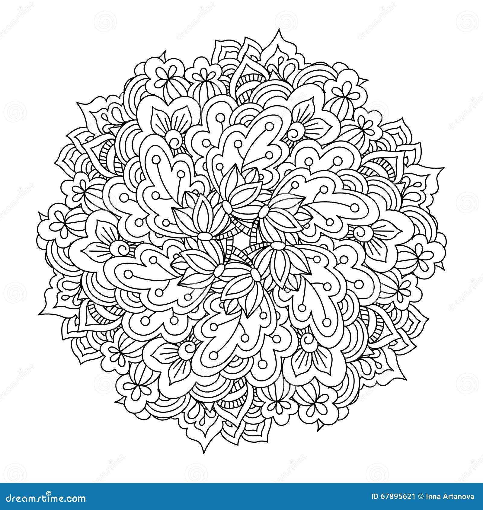 彩图的圆的元素 黑色蝴蝶花卉花纹花样白色