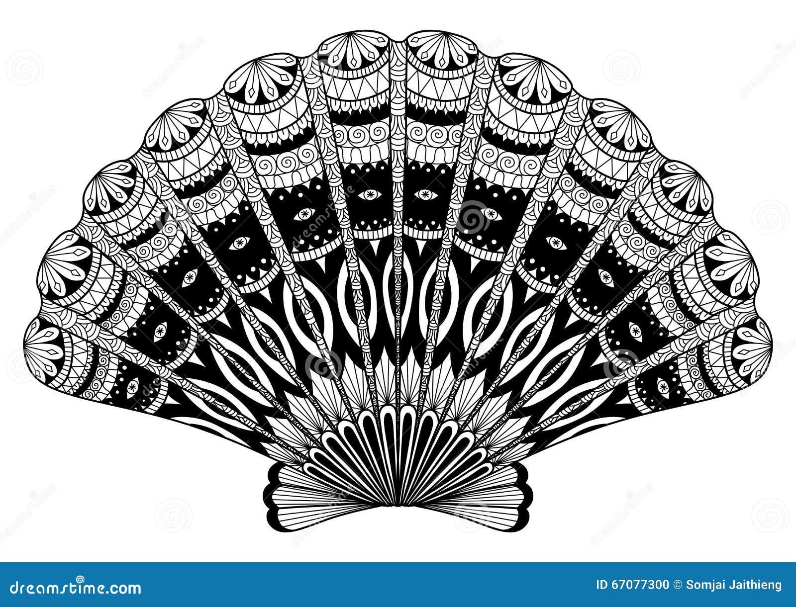 彩图的贝壳线艺术, T恤杉设计作用,商标,刺字等等