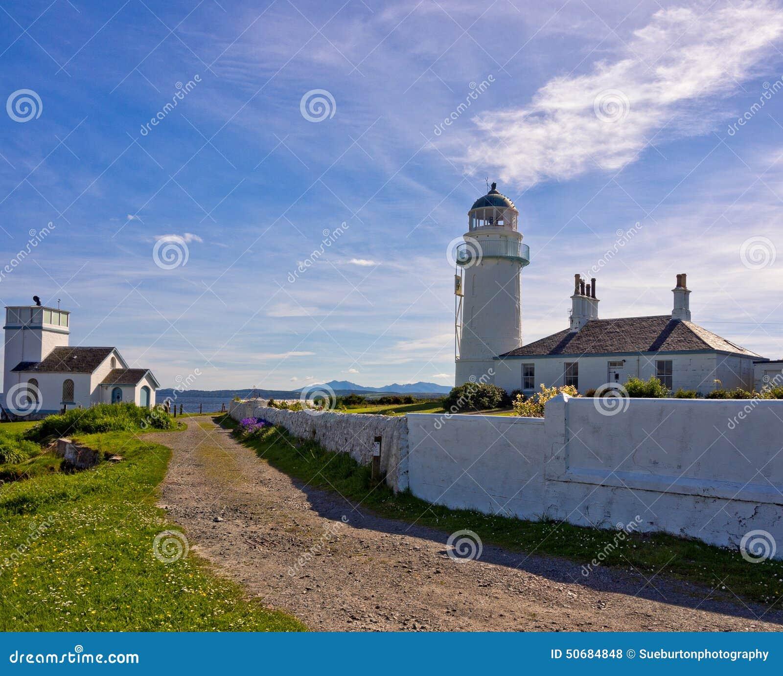 Download 往灯塔 库存照片. 图片 包括有 海岸, 苏格兰, 社论, 灯塔, 垫铁 - 50684848