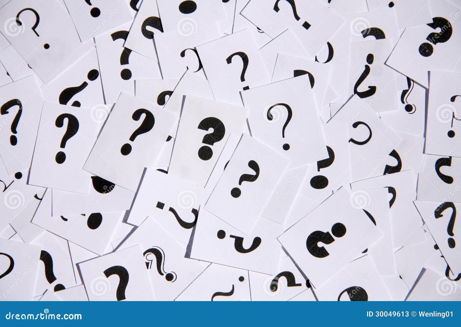 question mark wallpaper