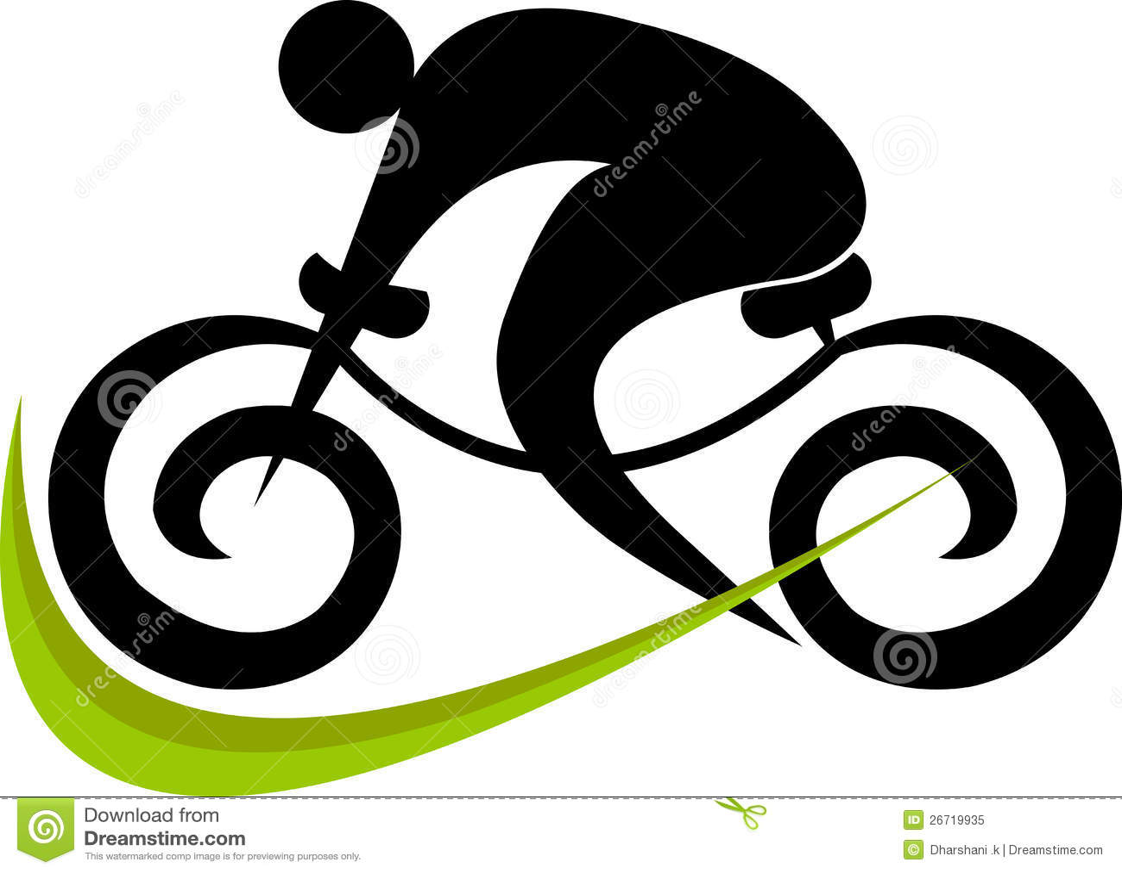 循环的徽标