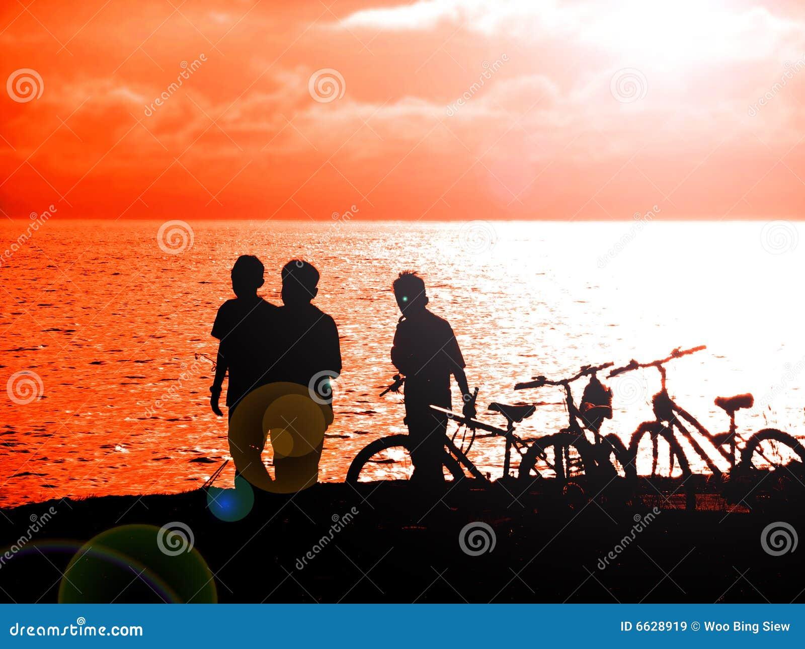 循环的捕鱼