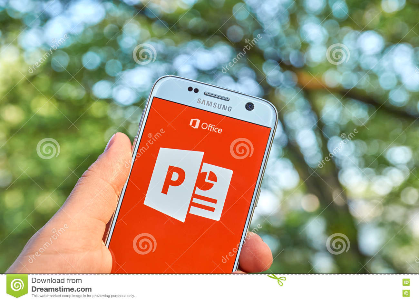 微软办公软件PowerPoint app