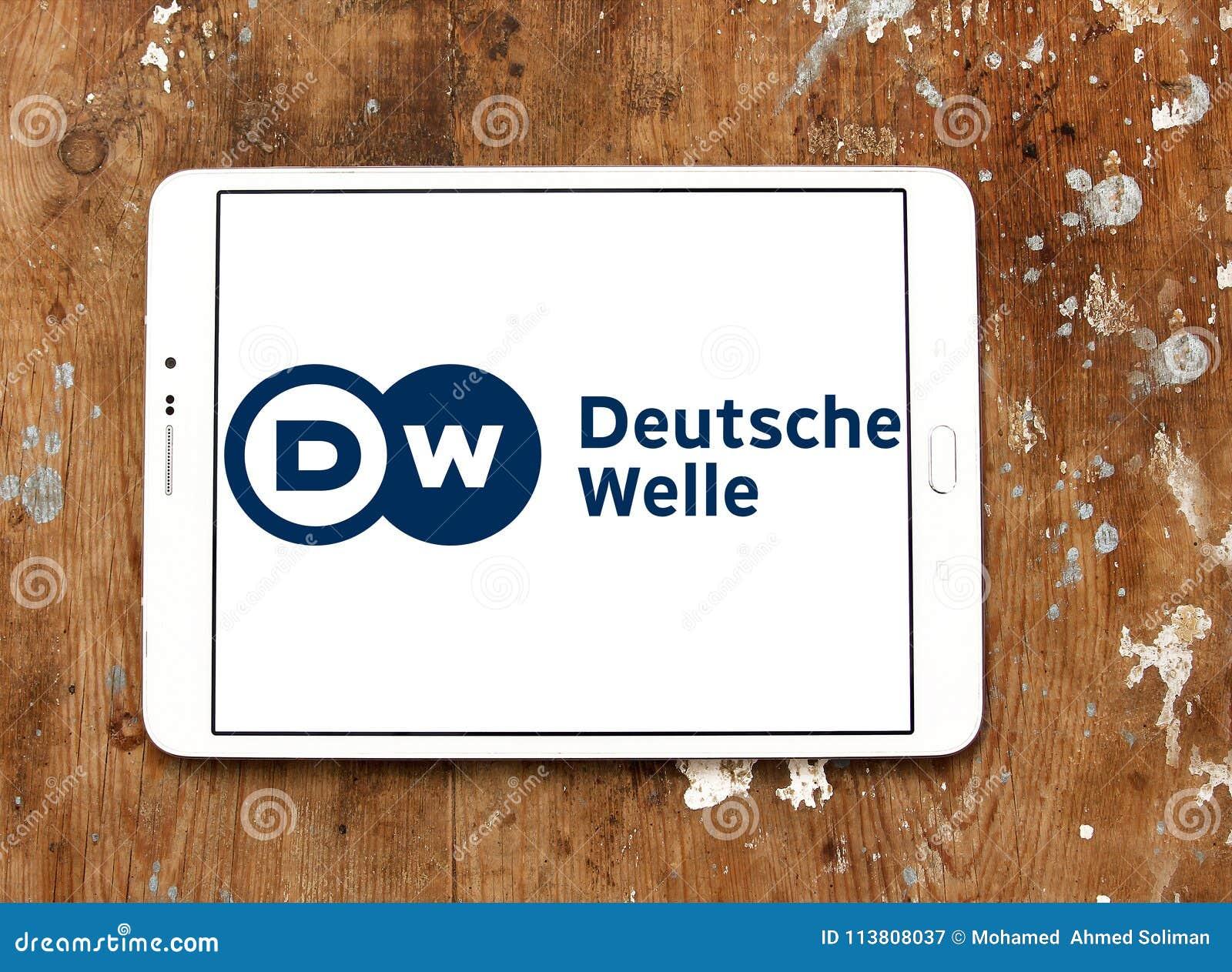 德国之声播报员商标