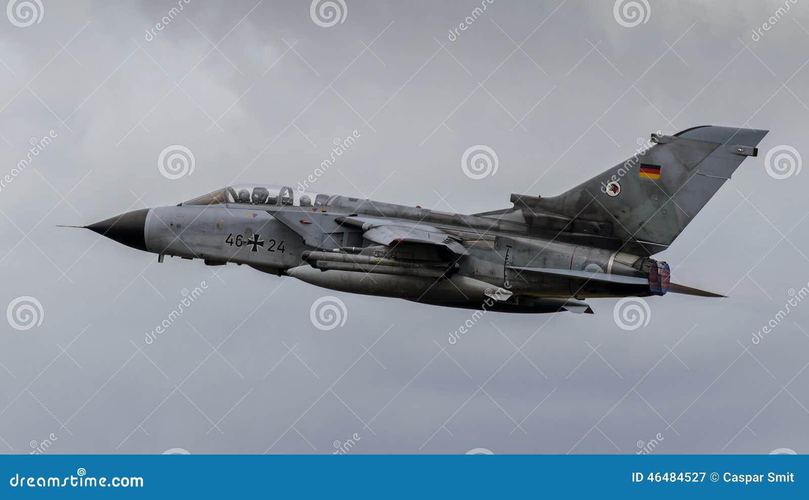 德国人空军队龙卷风