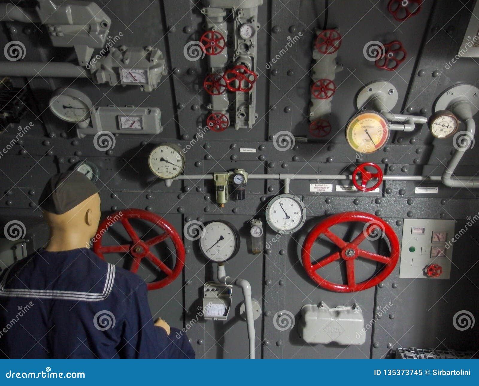 德国潜水艇Inerior