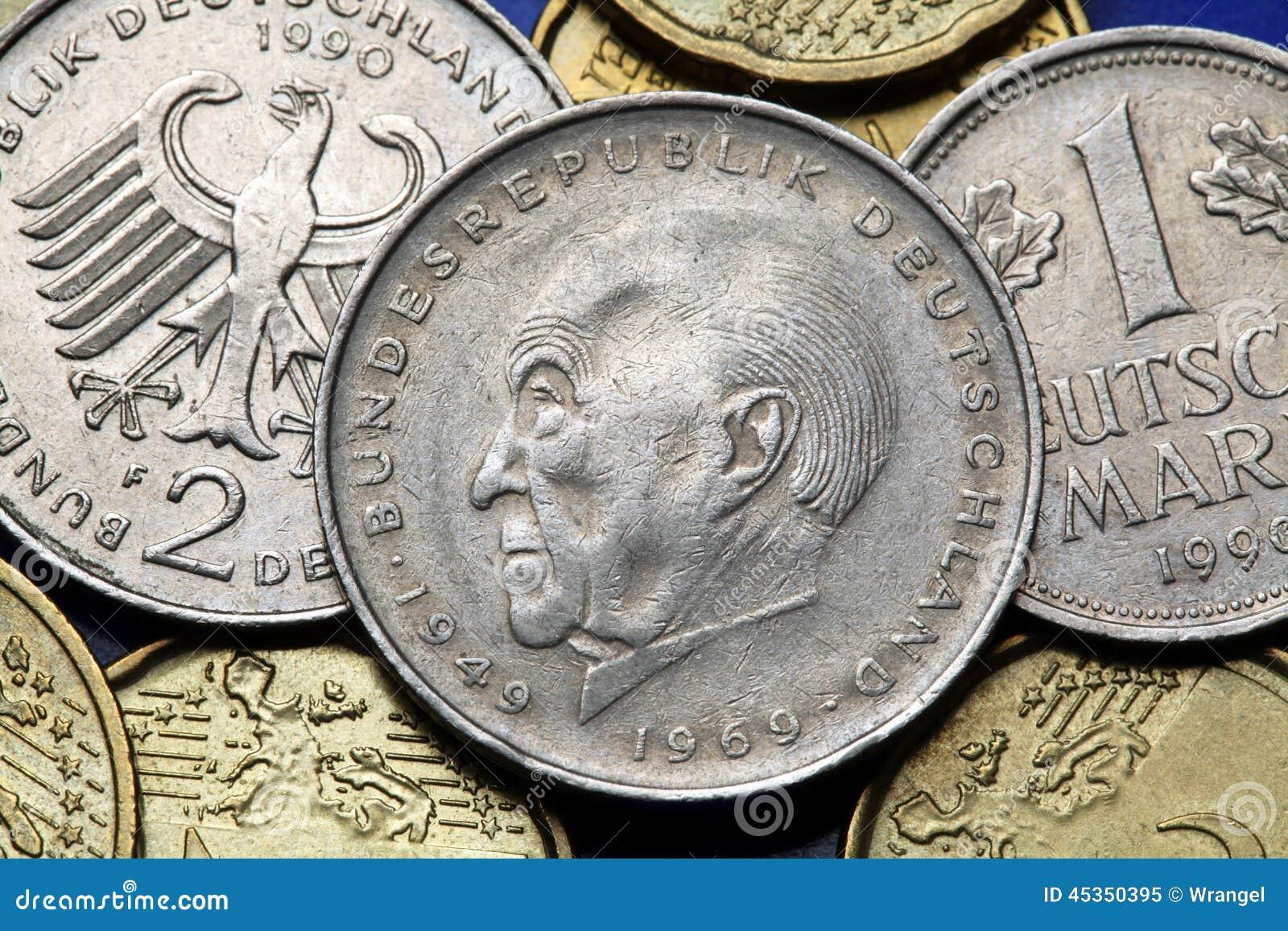 德国的硬币