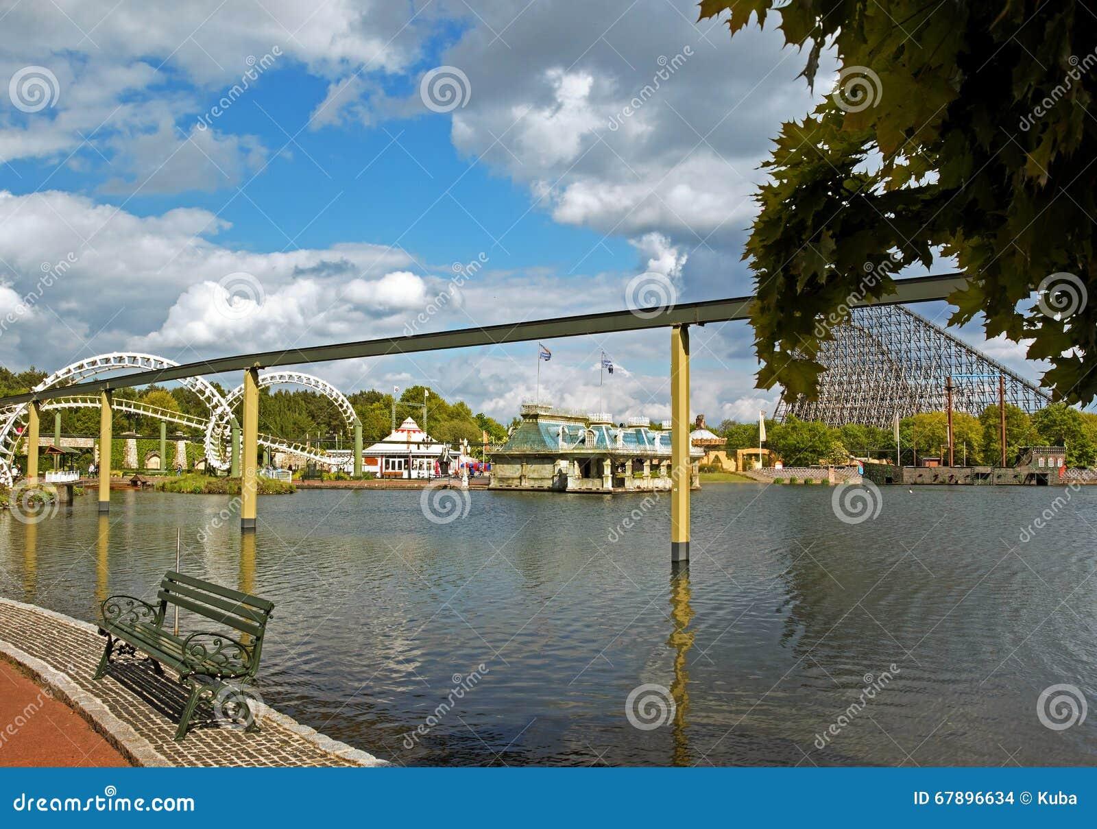 德国索尔陶, 2016年5月 Heide公园手段在索尔陶, 2016年5月