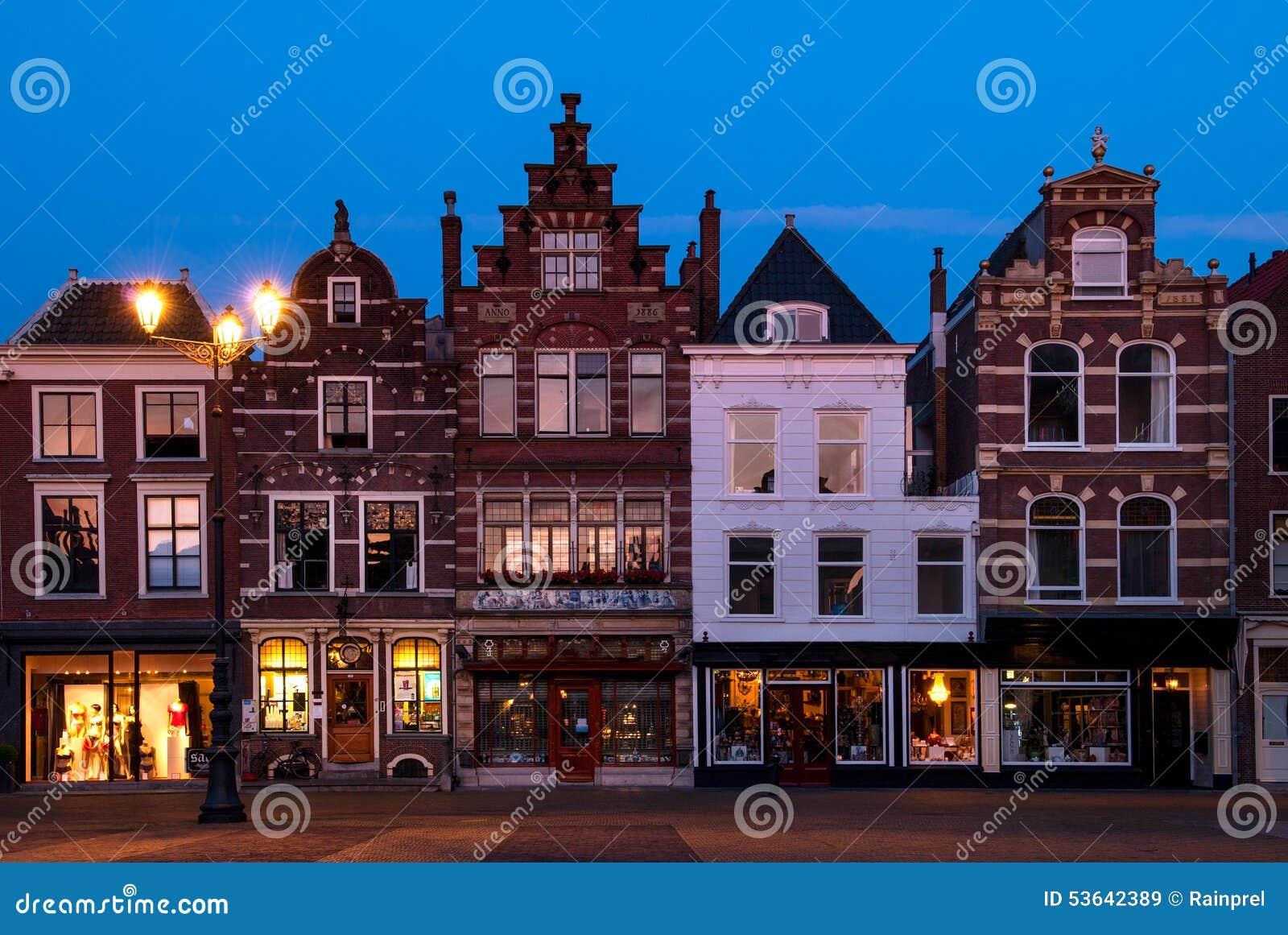 德尔福特,荷兰的市中心