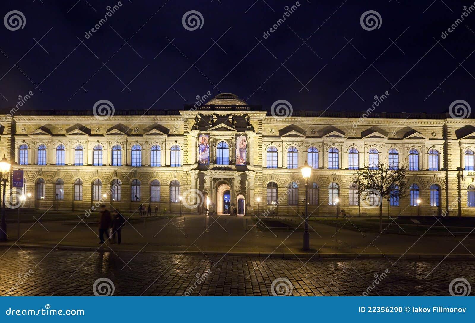 德累斯顿画廊掌握老照片