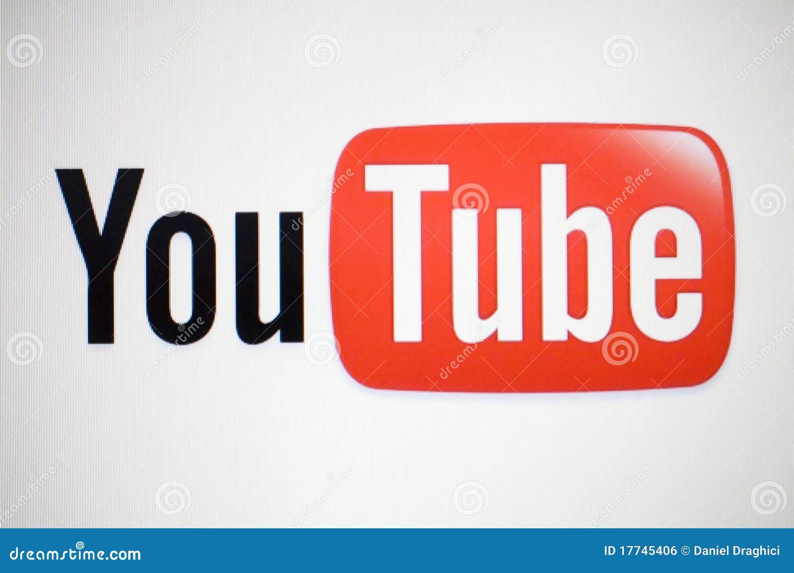 徽标youtube