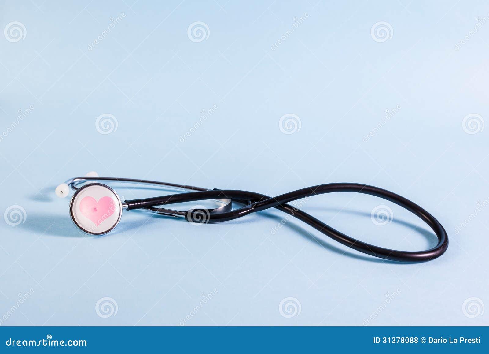 心脏听诊器