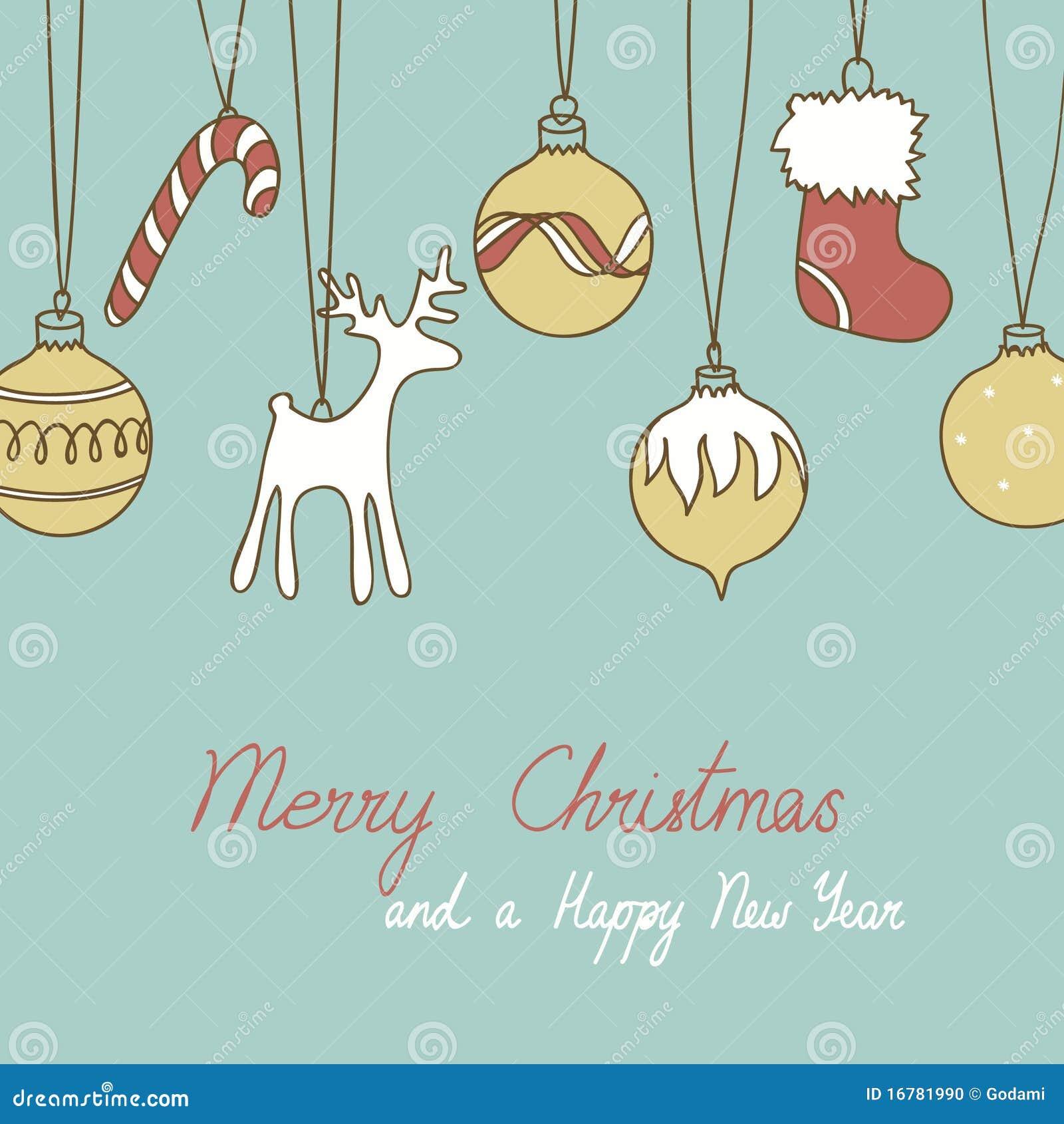 快活看板卡的圣诞节
