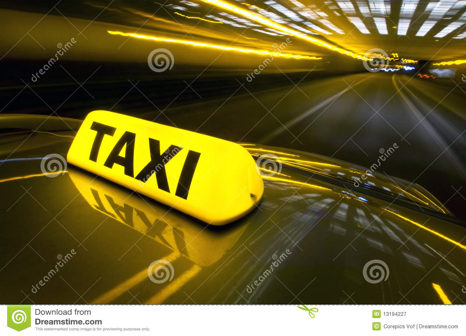 快速出租汽车