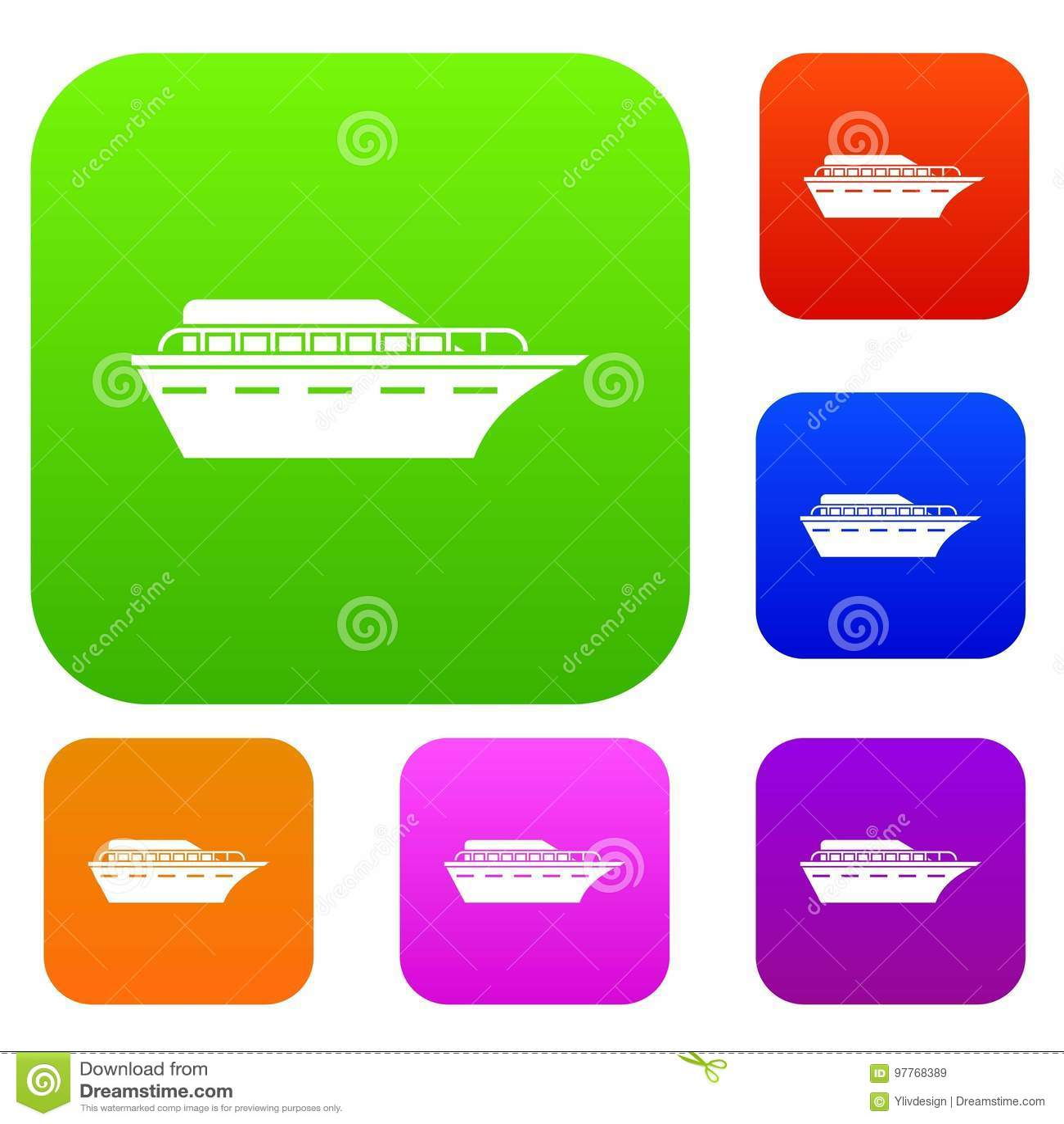 快速汽艇集合收藏