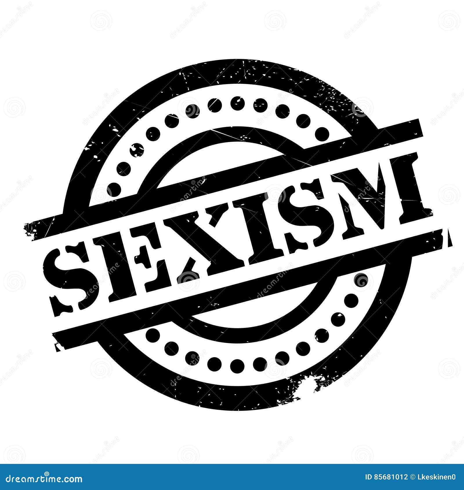 性别歧视不加考虑表赞同的人
