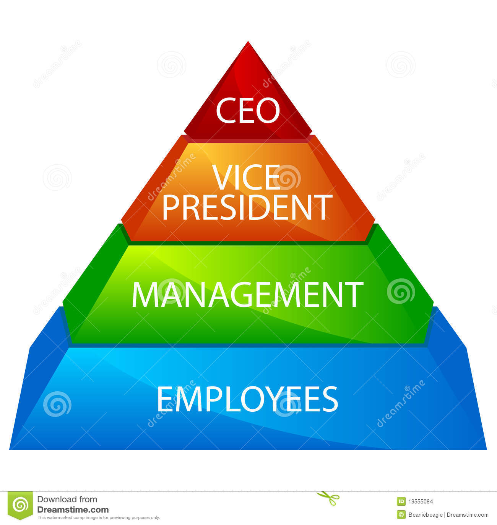 总公司金字塔