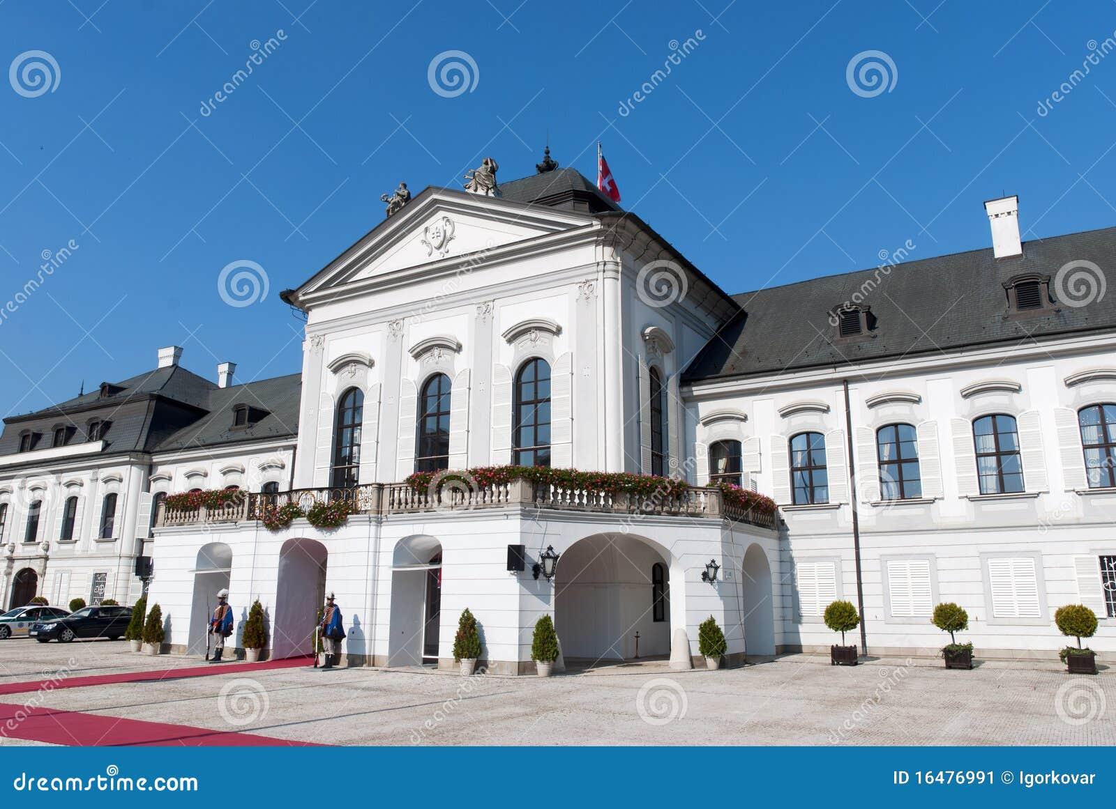 总统住宅斯洛伐克