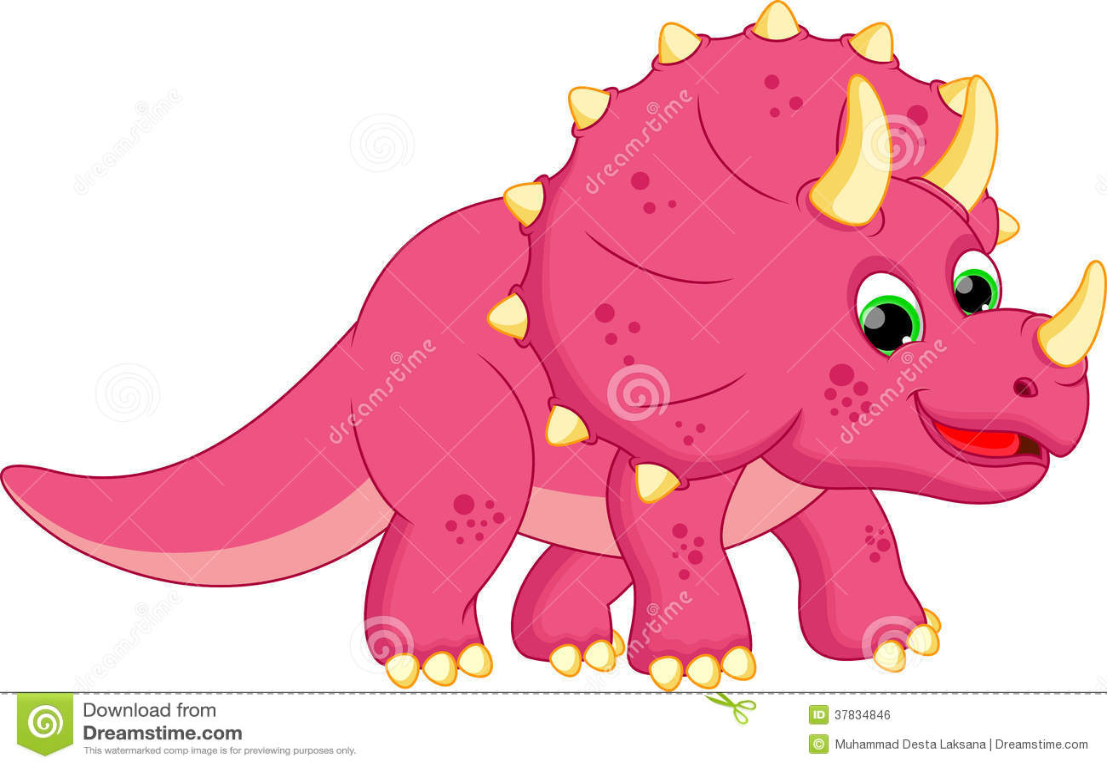 恐龙动画片图片