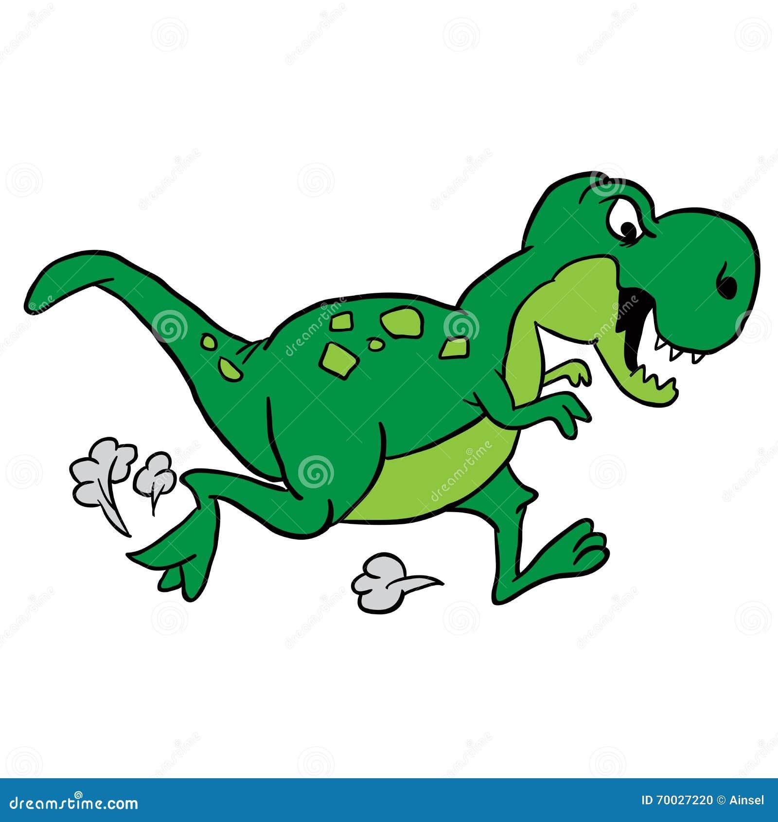 在白色的恐龙动画片.图片