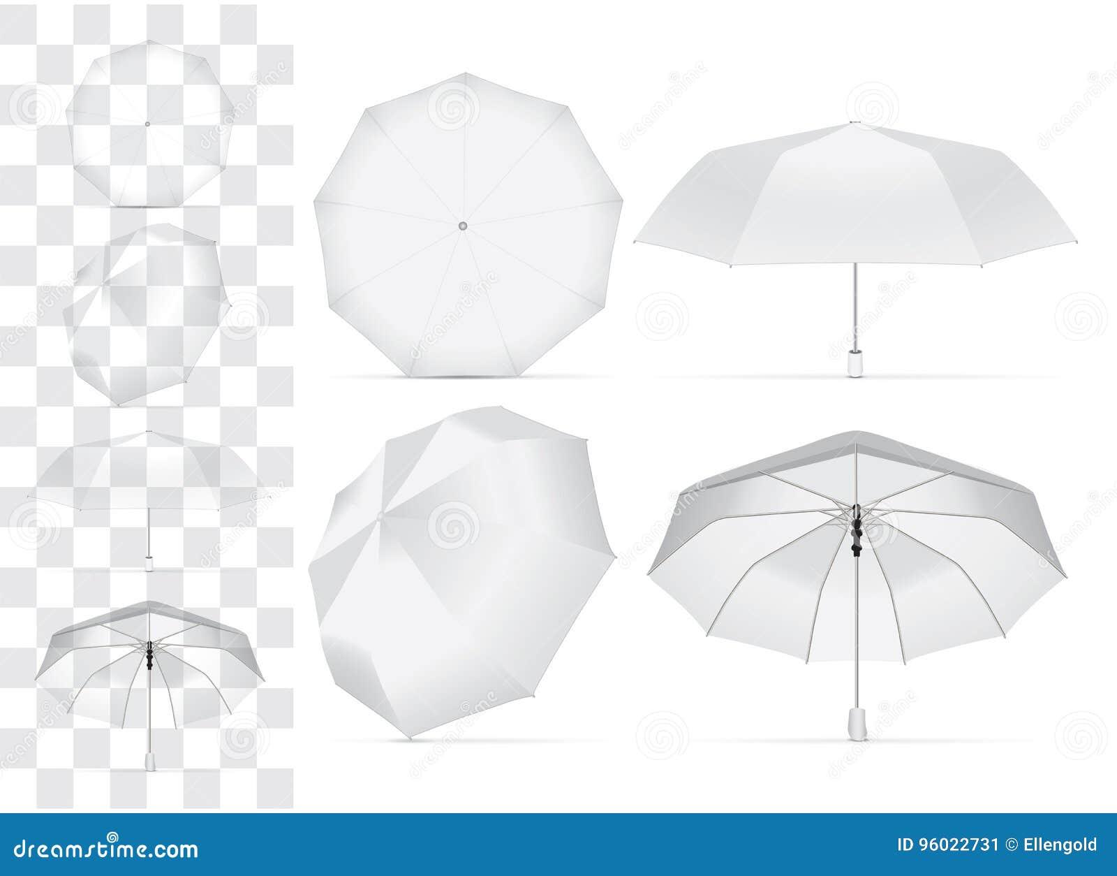 您的设计和商标的伞