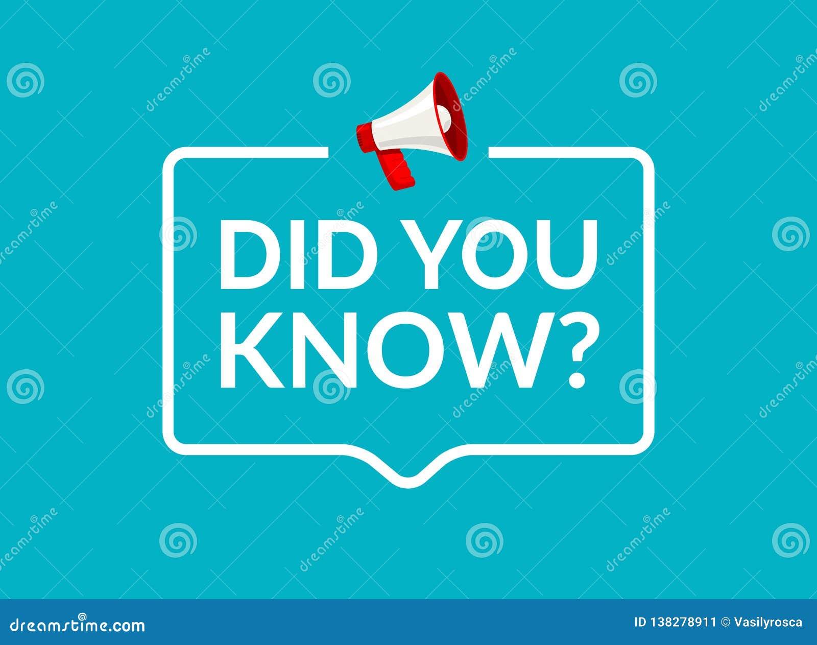 您认识在讲话泡影消息的文本 问题横幅或智慧要求标志信息