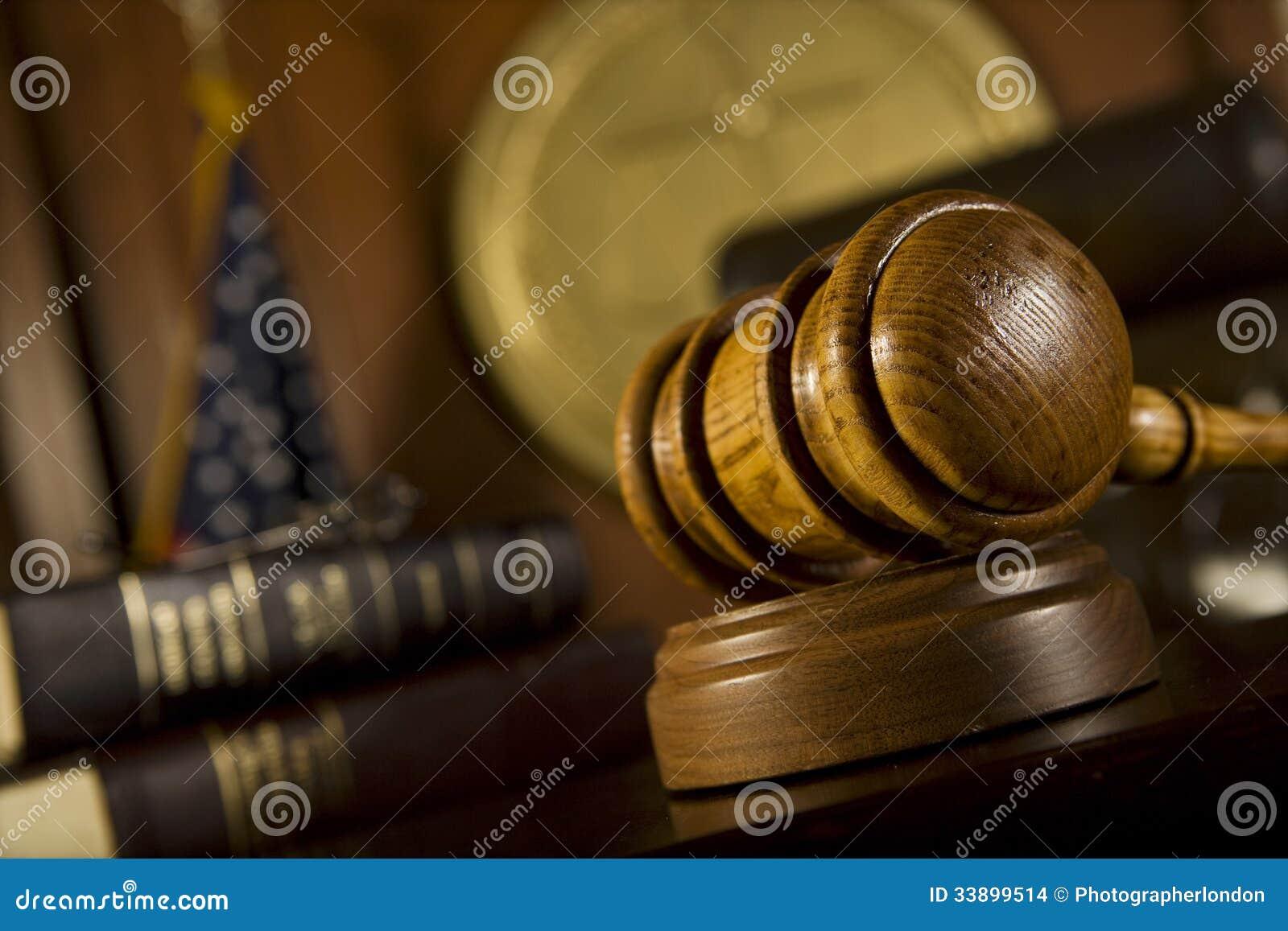 惊堂木法庭上室