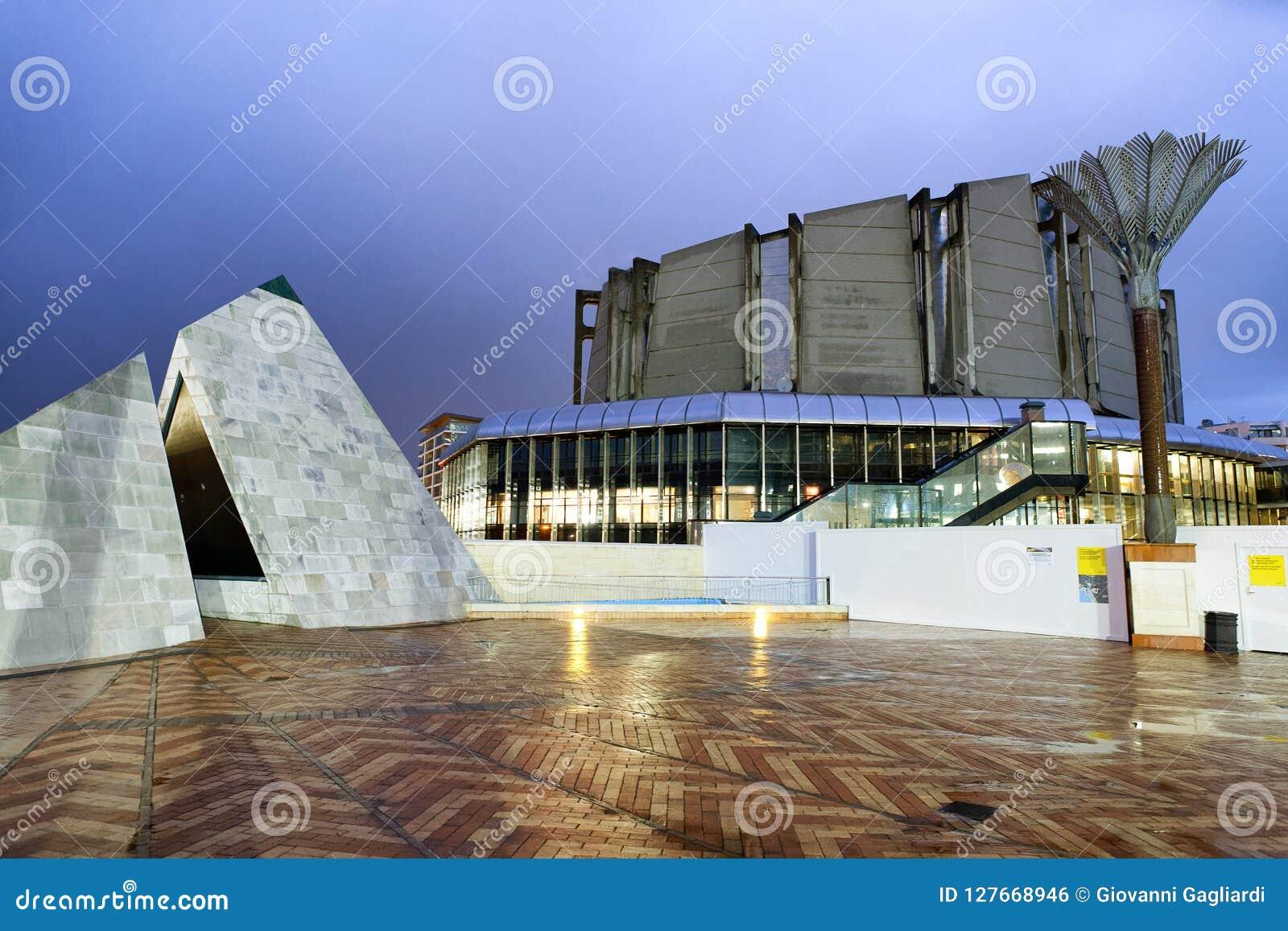 惠灵顿,新西兰- 2018年9月4日:新的Zeala博物馆