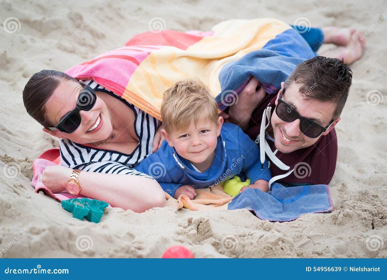 愉快海滩的系列